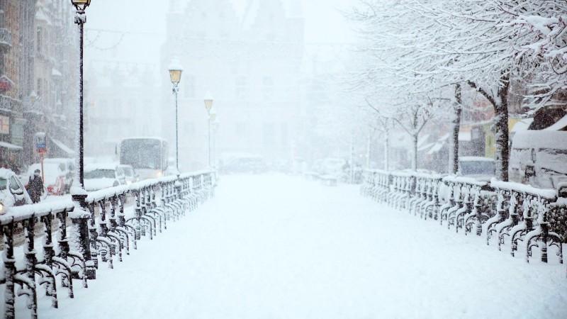 Chiusura neve