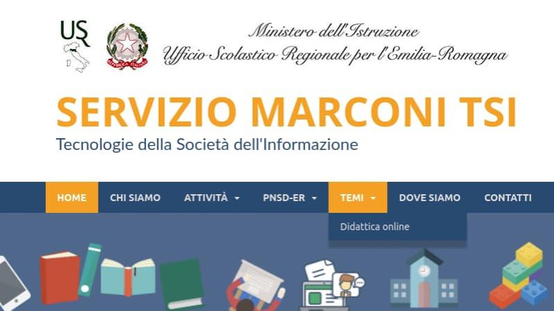 Servizio Marconi TSI
